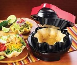tortilla shell maker