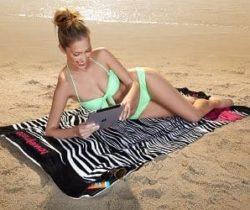 ultimate beach towel