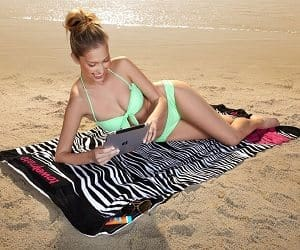 ultimate beach towel