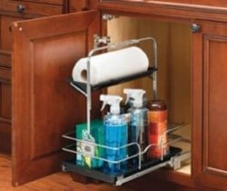 under sink caddy