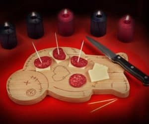 voodoo chopping board