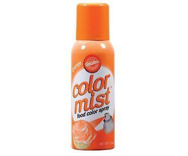 Food Color Sprays
