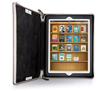 LEATHER-BOOK-IPAD-CASES