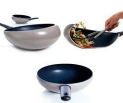 boomerang wok