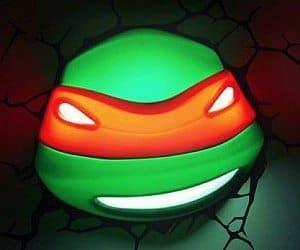 ninja turtles night light