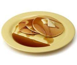 pancake plate