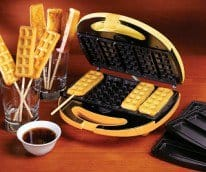 toast and waffle sticks maker