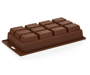 Chocolate Bar Cake Mould