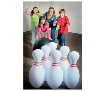 Giant Inflatable Bowling Sets