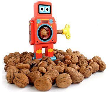 ROBOT-NUTCRACKERS