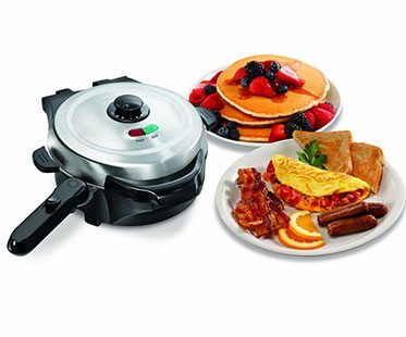 SKILLET-AND-WAFFLE-MAKERS
