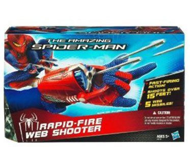SPIDERMAN-WEB-SHOOTER