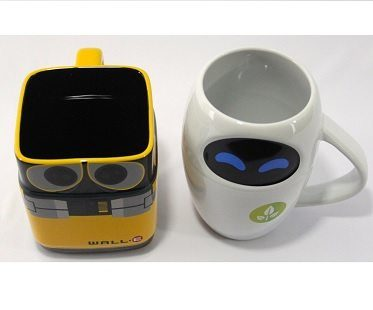 WALL-E AND EVE MUG SETS