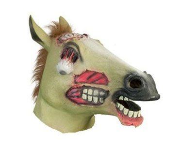 ZOMBIE-HORSE-MASK