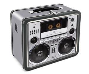 boombox lunch box