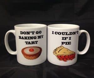 don't go baking my tart mug