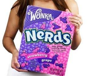 giant box of nerds