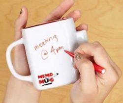 memo mug