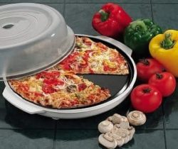 microwave crisping plate