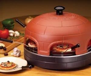 portable brick pizza oven