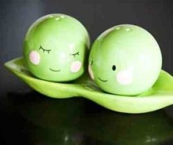 two peas salt and pepper