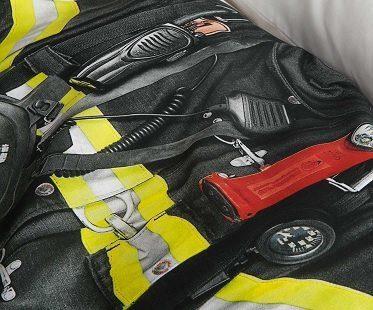 Firefighter Bedding Sets