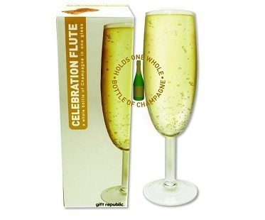 Giant Champagne Flutes
