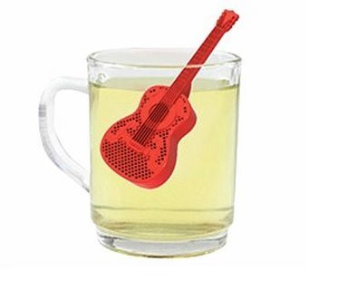 Guitar Tea Infuser