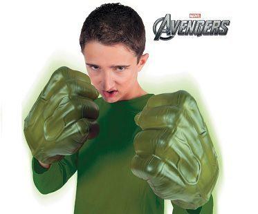 Hulk Smash Hand