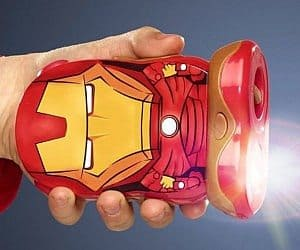 Iron Man Flashlight