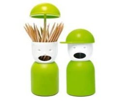 Little Boy Toothpick Holder