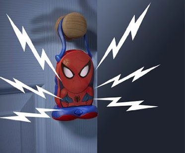 SPIDERMAN-FLASHLIGHT