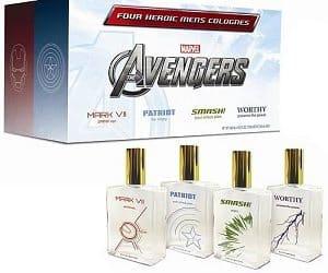 avengers cologne set