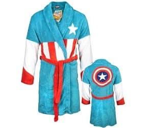 captain america bathrobe