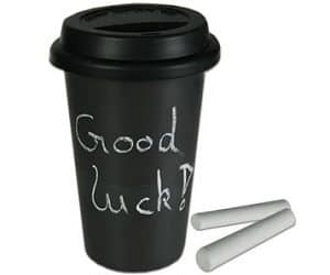 chalkboard travel cup