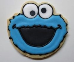 cookie monster cutter