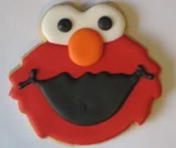 elmo cookie cutter
