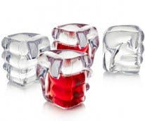fist shaped shot glasses