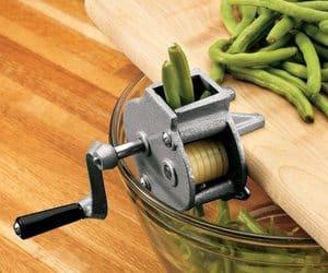 french bean slicer
