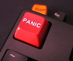 keyboard panic button
