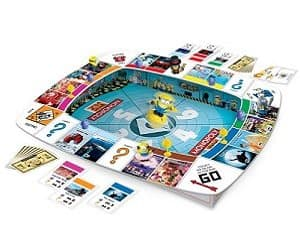 minion monopoly game