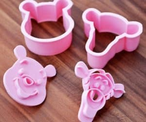 pooh and tigger cutters