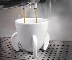 rocket ship espresso cups