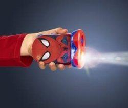 spiderman flashlight