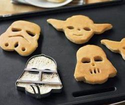 star wars pancake molds