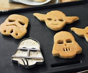 star wars pancake molds