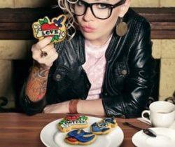 tatoo cookie cutters