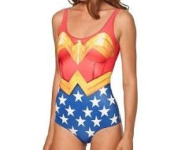 wonder woman swimsuit