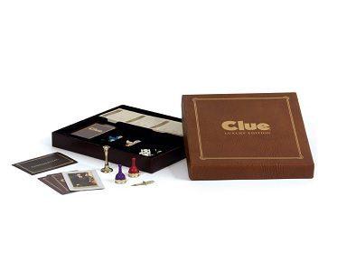 Clue Luxury Edition