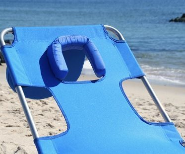 Face Down Sun Loungers